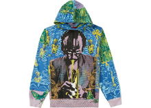 Load image into Gallery viewer, Supreme Miles Davis Hooded Sweatshirt Blue Size M