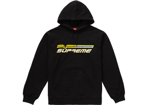 Supreme Motherfucker Hooded Sweatshirt Black Size XL