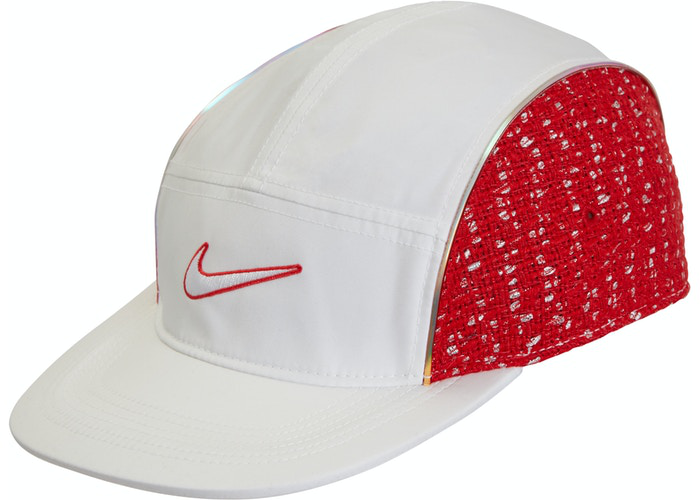 Supreme Nike Boucle Running Hat White