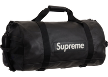 Load image into Gallery viewer, Supreme Nike Leather Duffle Bag Black