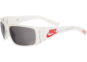 Supreme Nike Sunglasses Frosted White