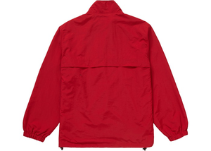 Supreme S Logo Track Jacket Red Size M