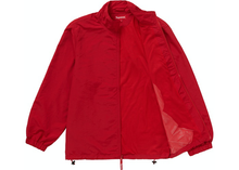 Load image into Gallery viewer, Supreme S Logo Track Jacket Red Size M