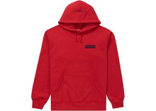 Load image into Gallery viewer, Supreme Stop Crying Hooded Sweatshirt Red Size XL