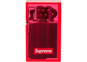 Supreme Tsubota Pearl Hard Edge Lighter Tortoise