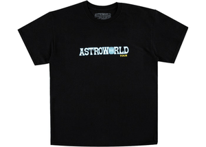 Travis Scott Astroworld Tour Tee Black Size M