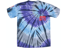 Load image into Gallery viewer, Travis Scott Official Souvenir Tee Tie Dye Size M