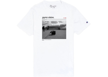 Load image into Gallery viewer, Virgil Abloh x MCA Figures of Speech Pyrex Tee White Size M