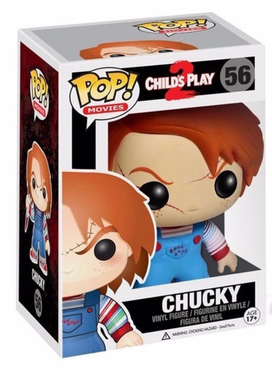 Funko Pop Child's Play 2 CHUCKY 56