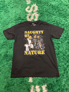 NAUGHTY BY NATURE T-Shirt Size L