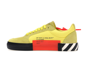 OFF-WHITE Vulc Low Yellow Size 5.5 US
