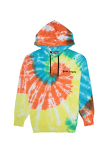 Load image into Gallery viewer, PALM ANGELS Tie Dye Hoodie Size S