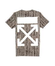 Load image into Gallery viewer, OFF-WHITE Real Camo Print T-Shirt Size XXS