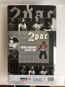 TUPAC SHAKUR ACTION FIGURE. (2001)