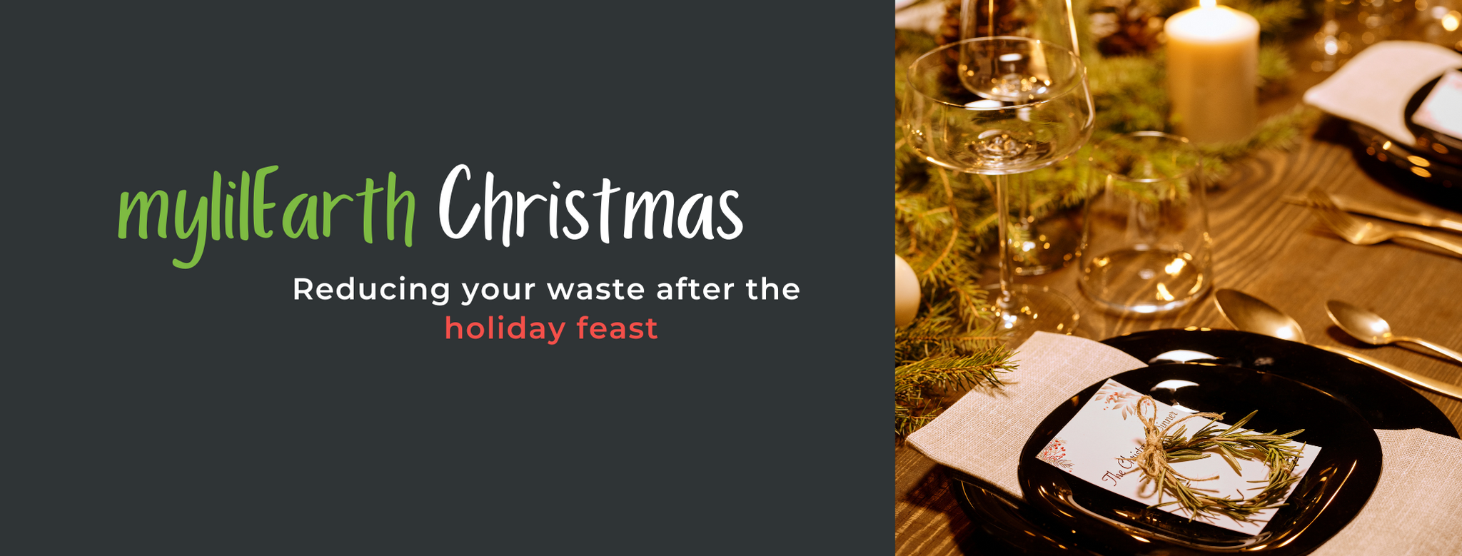 The Holidays and Waste: Enjoying the Season Sustainably
