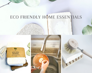 Zero-waste Home Cleaning Kit