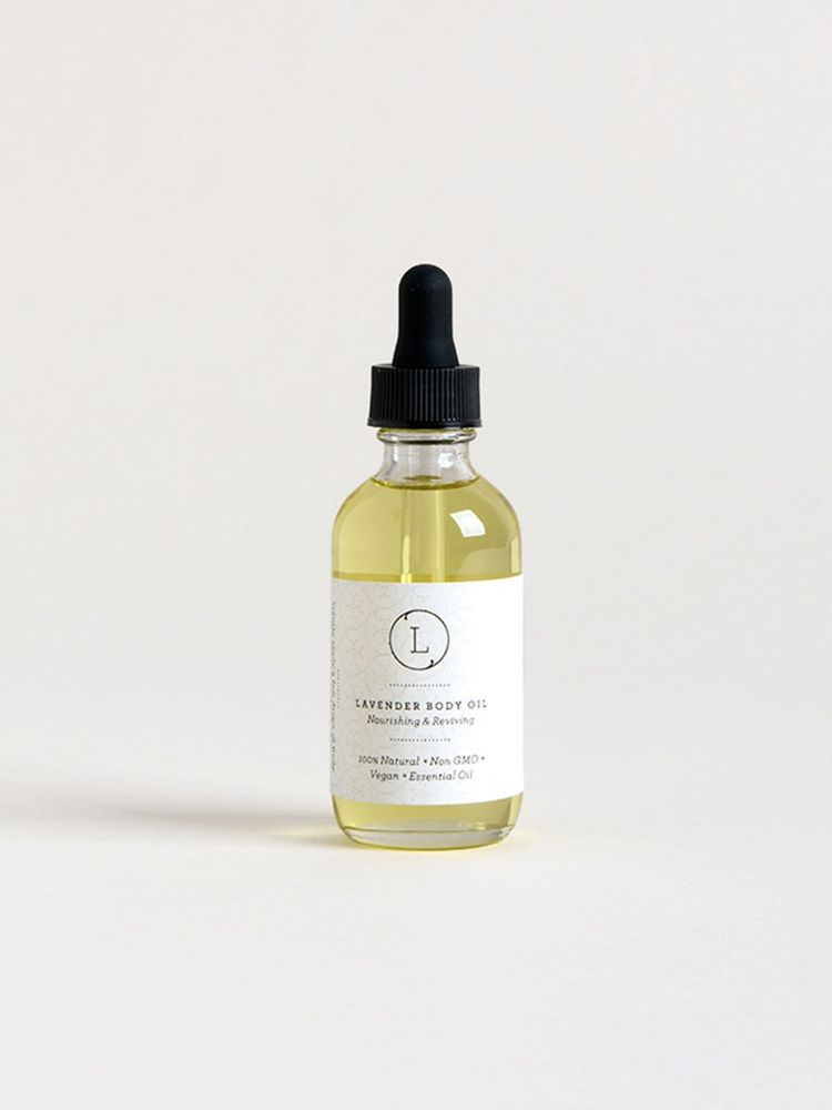 Lavender Moisturizing Body Oil