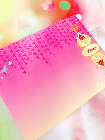 Peace Notepad