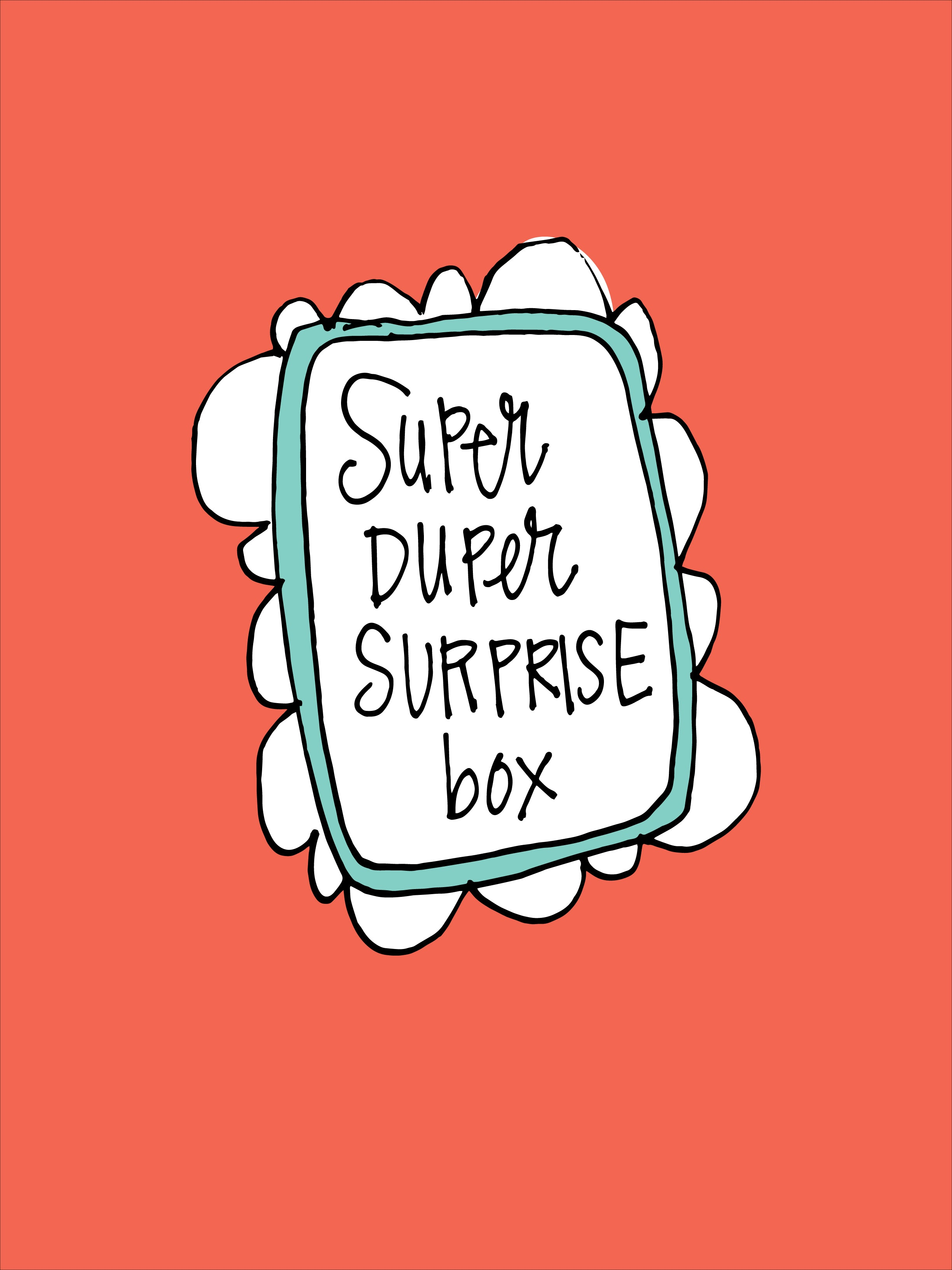 Super Duper Surprise Box