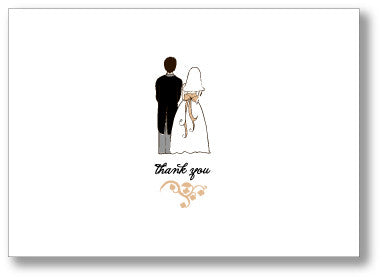 Thank You Bride & Groom