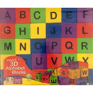 Blocks, abc, EVA