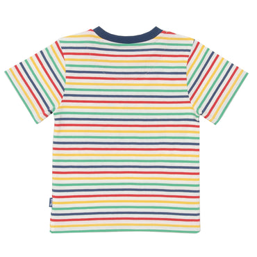 Kite Farm play t-shirt Rainbow