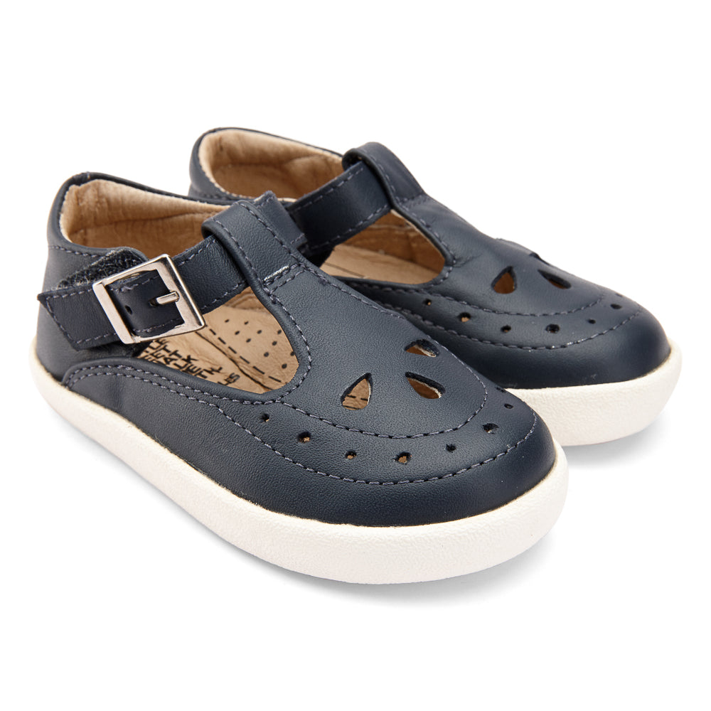 Old Soles Royal Pave Navy / White Sole