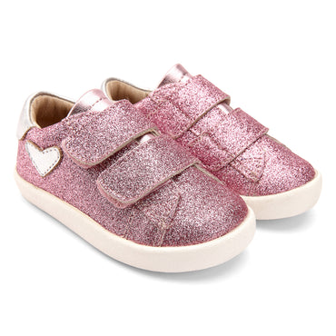 Old Soles The Beat Glam Pink / Silver / Pink Frost