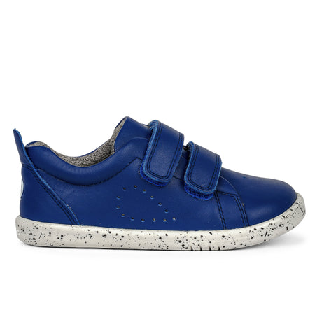 Bobux Grass Court Casual Shoe Blueberry I-Walk & Kid+