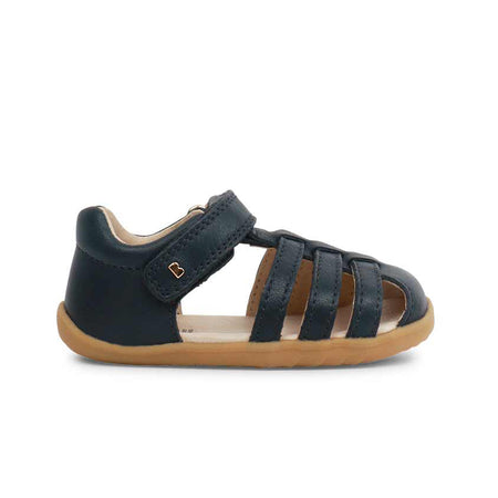 Bobux Navy Jump Sandal Step Up (First Walkers)