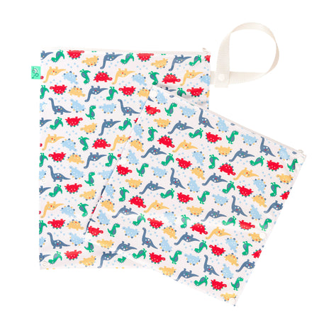 Tots Bots Wet & Dry Bag Dinos