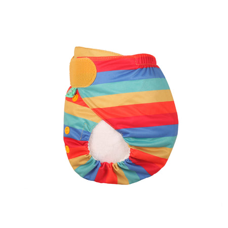 Nappy Easyfit STAR Rainbow Stripe