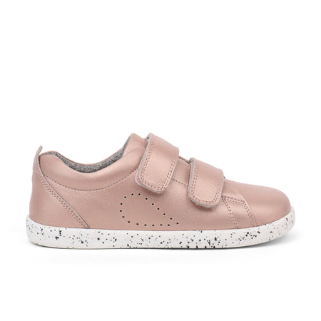 Bobux Grass Court Rose Gold I-Walk
