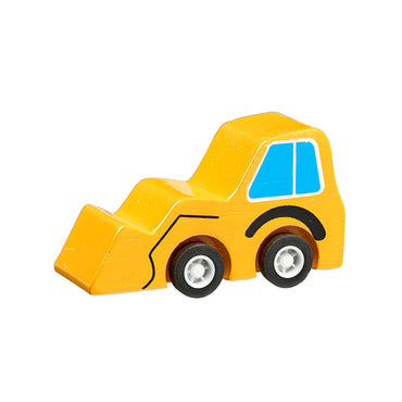 Mini Vehicle Yellow Digger