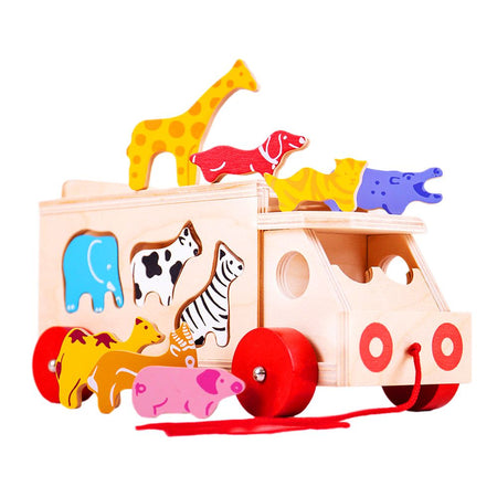 Animal Shape Lorry