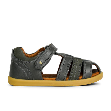 Bobux Charcoal Roam Sandal I-Walk & Kid+