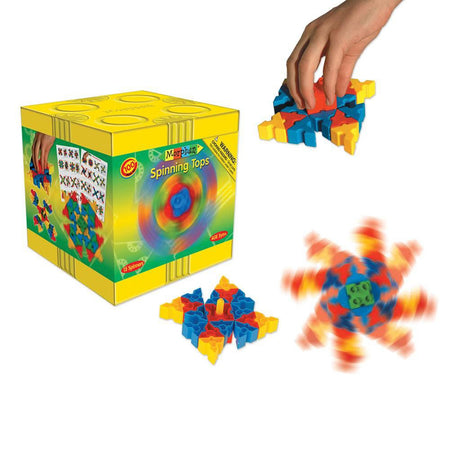 Spinning Tops Set