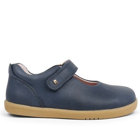 Bobux Delight Mary Jane Navy Step Up (First Walkers)