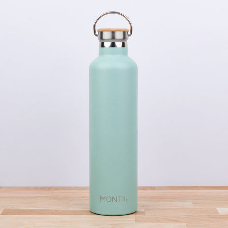 Montii Mega Water Bottle Eucalyptus