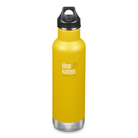 Klean Kanteen Classic Vaccum Insulated with Loop Lid 20oz/592ml