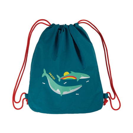 Swashbuckler Swim Bag: Loch Blue/Whale