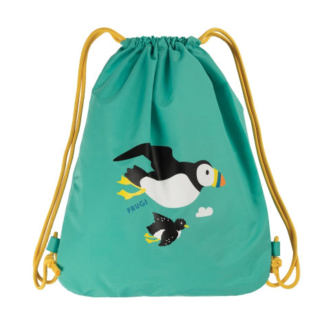 Swashbuckler Swim Bag: Tobermory Teal/Puffin