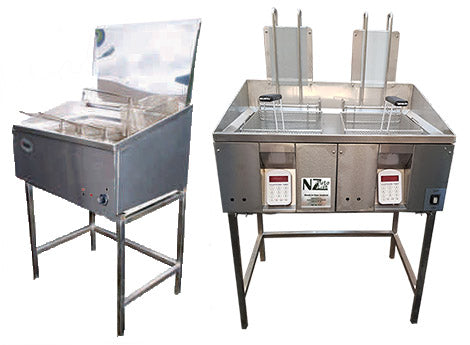 NZ Autolift and Manual Fryers 38L 3 phase