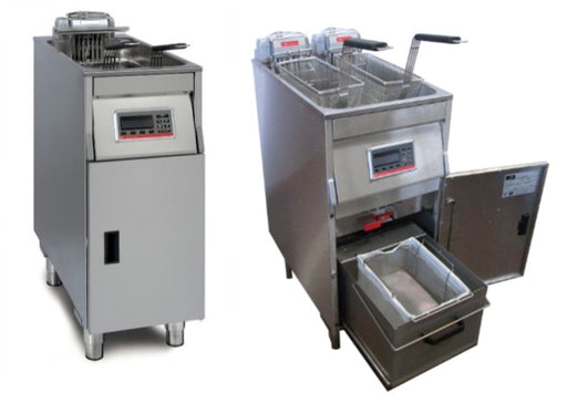 frifri Vision 311 & 411 Free-Standing Fryers