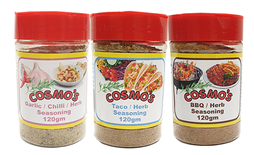 Cosmo's Herb Seasonings