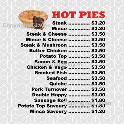 Hot Pie poster