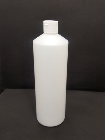 JFC 750ml squeezy bottle with flip top cap