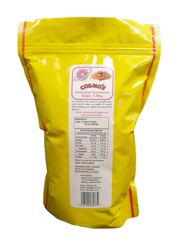 Celestial Cinnamon Sugar 1.8kg *Short-dated* Christmas Specials