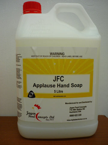 JFC Applause Hand Soap 5L