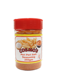 Cosmo's Peri Peri Salt Seasoning Retail Shaker 250gm